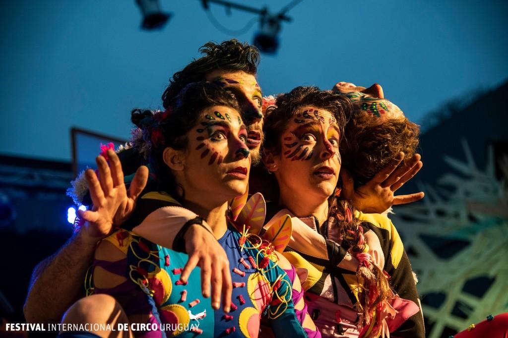 ®Diego Vila. 4ta. Edición del Festival Internacional de Circo de Uruguay 2020