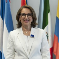 Rebeca Grynspan, secretaria geral ibero-americana