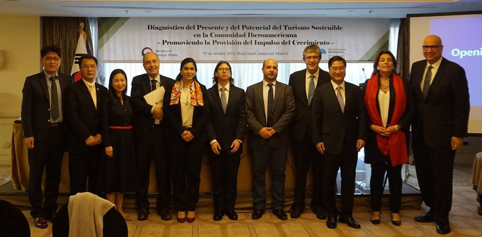 Corea observador de la Conferencia Iberoamericana