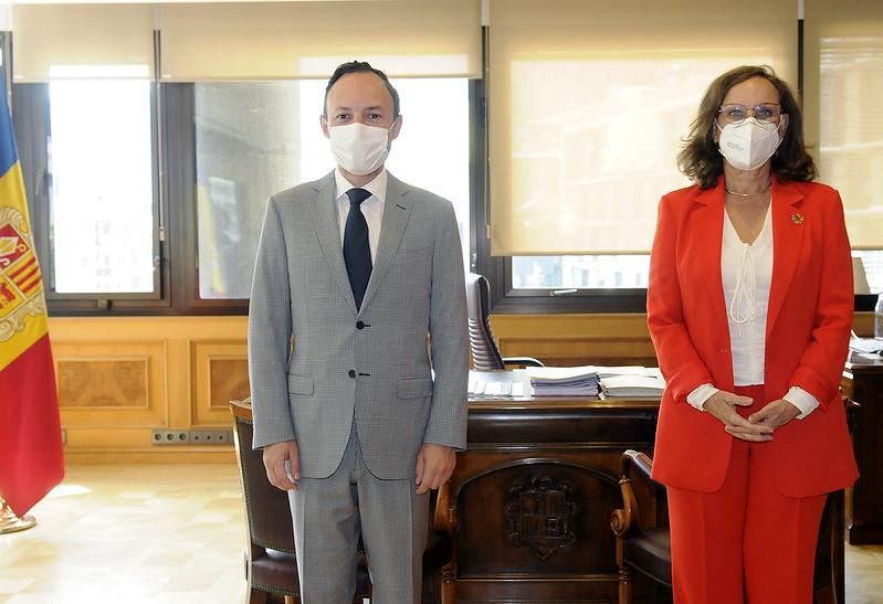 SGI y Cap de Govern de Andorra