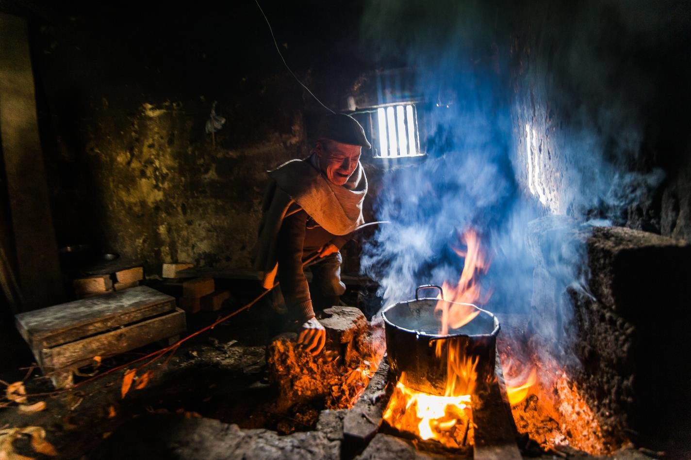 Al calor de la leña3-Kevin Oswaldo Molano Alarcón-Colombia