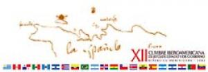 logotipo XII Cumbre Iberoamericana Bávaro 2002