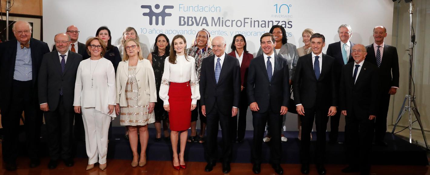 10mo Aniversario Fundación BBVA