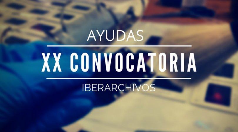 Convocatoria2018_Iberarchivos
