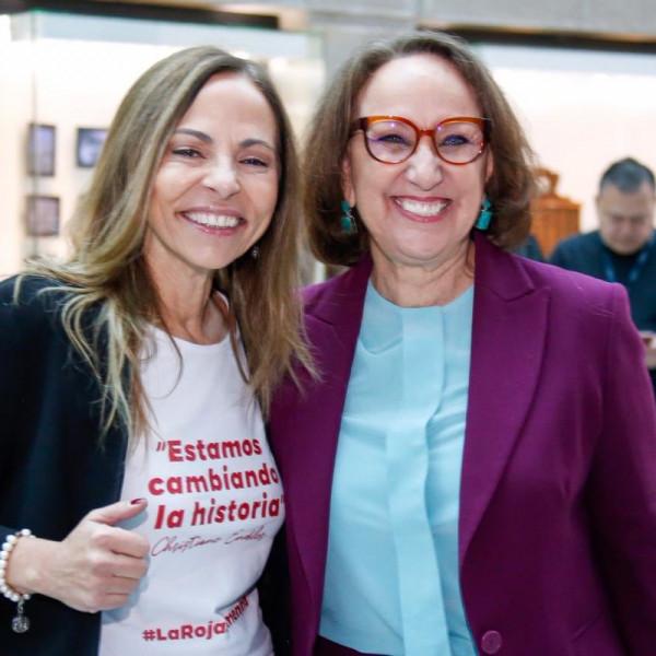Ministra de Mujer y Equidad de Género de Chile, Isabel Pla