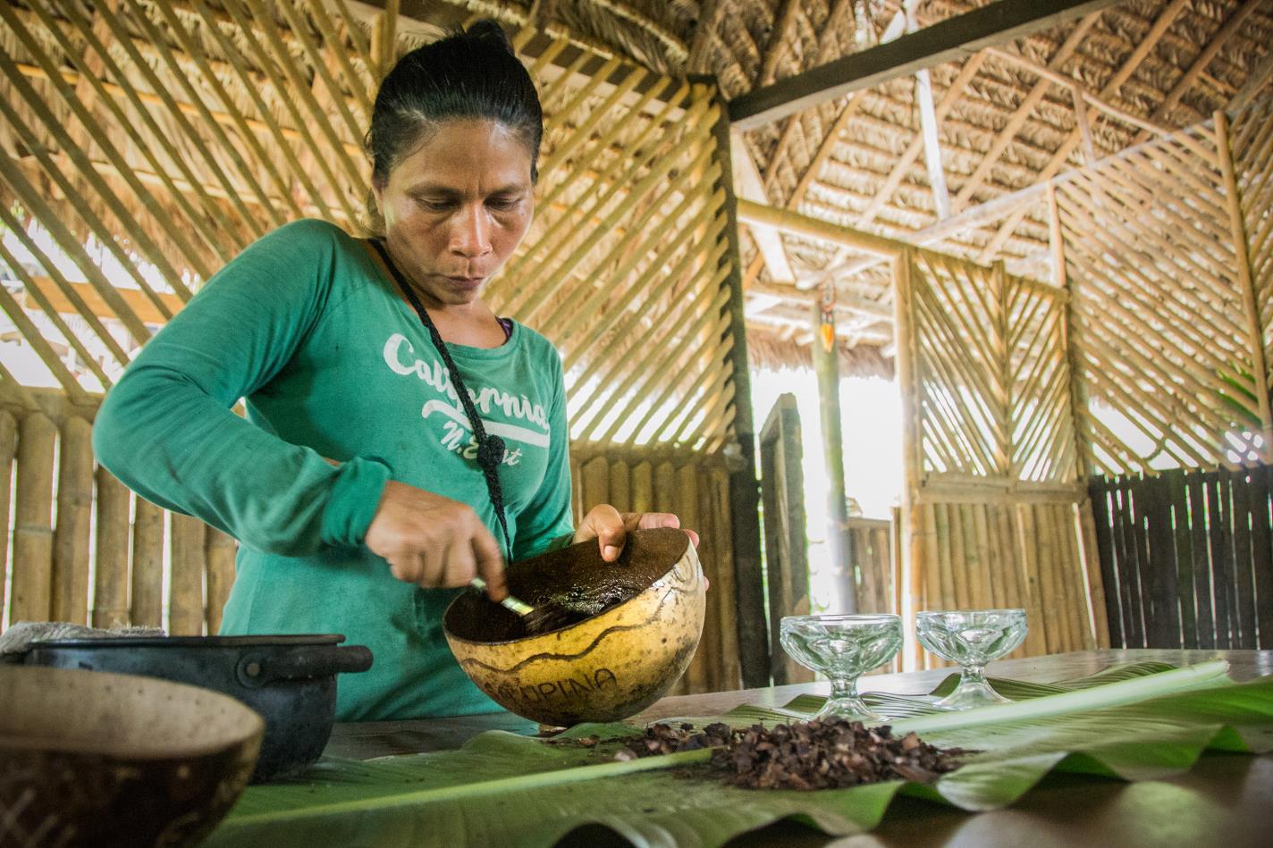 Del cacao al chocolate-Juliana Carolina Bertone-Argentina