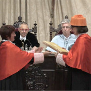 Doctorado Honoris Causa Universidad de Salamanca, rebeca Grynspan
