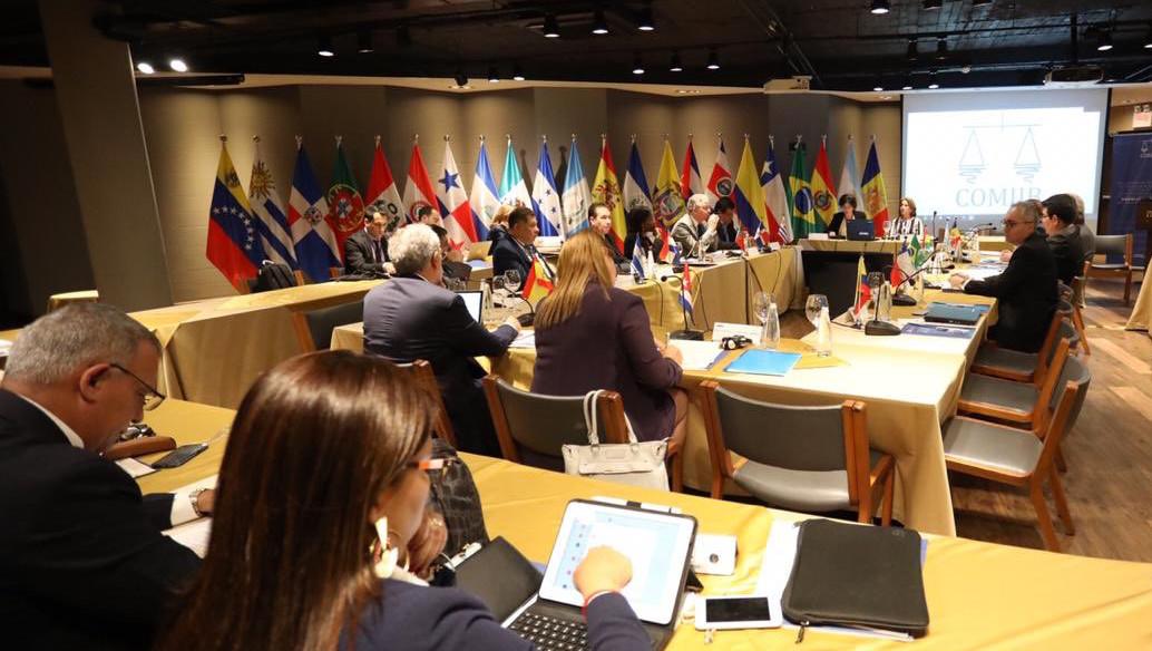 COMJIB- Asamblea 2019