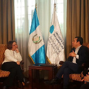 Encuentro Jimmy Morales
