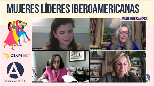 Encuentro-Mujeres-Líders-Iberoamericanas