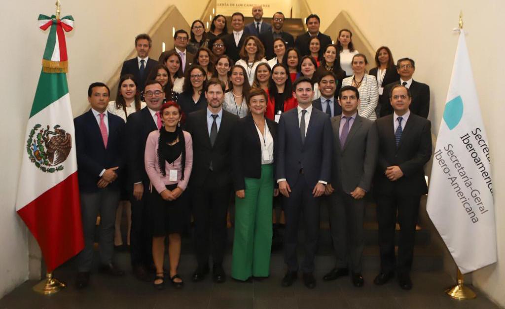 Puntos focales de comunicación de la cooperación iberoamericana