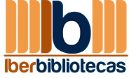 logotipo IBERBIBLIOTECAS: Programa Iberoamericano de Bibliotecas Públicas