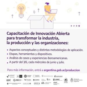 Innovación Abierta Argentina
