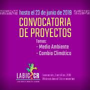 LABICCR convocatoria proyectos-peq