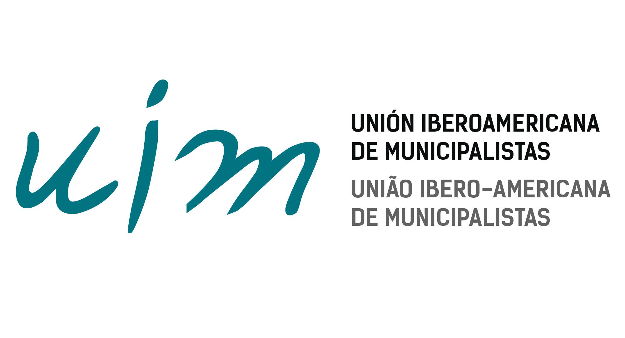 logotipo UIM: Unión Iberoamericana de Municipalistas