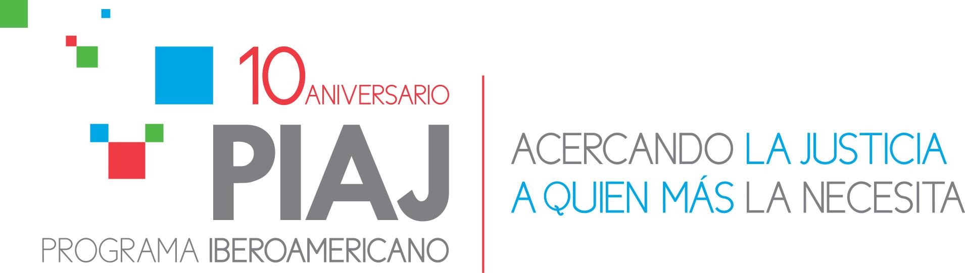 logotipo Programa Ibero-Americano de Acesso à Justiça