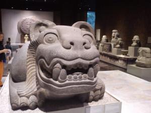 Museo Nacional de Antropologia e Historia, Mexico (2)