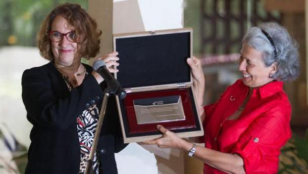Reconocimiento a la Fundación del Nuevo Cine Latinoamericano