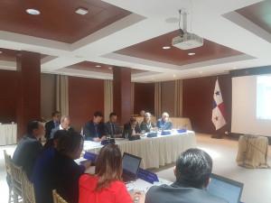 Reunión Migración Panamá