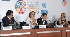 Foro de los Países de América Latina y el Caribe sobre el Desarrollo Sostenible - 2017