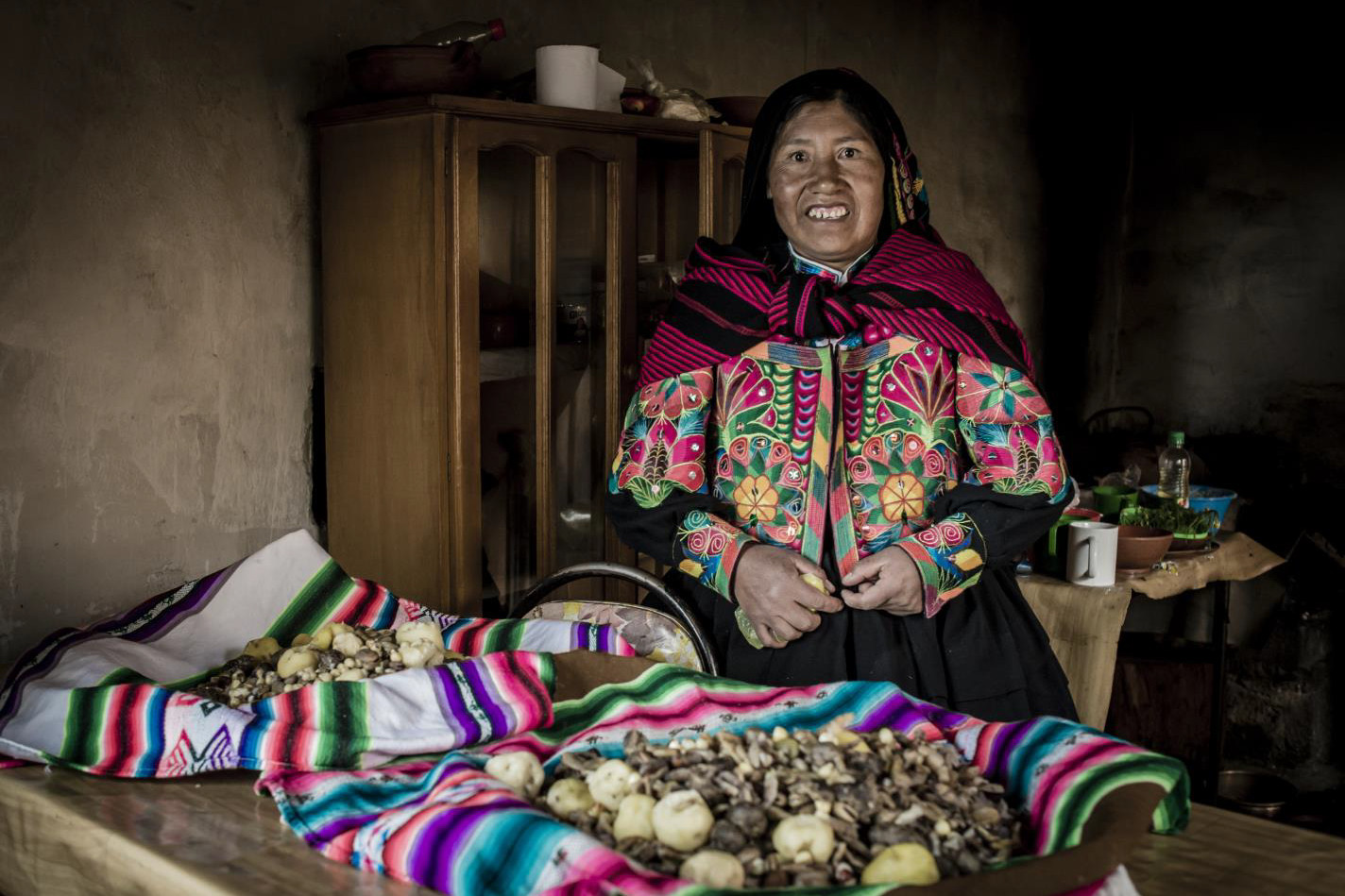 Señora MArgarita-Uriel Alexis Montúfar Butrón-Peru