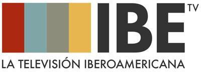 logotipo IBE.TV a A televisão ibero-americana