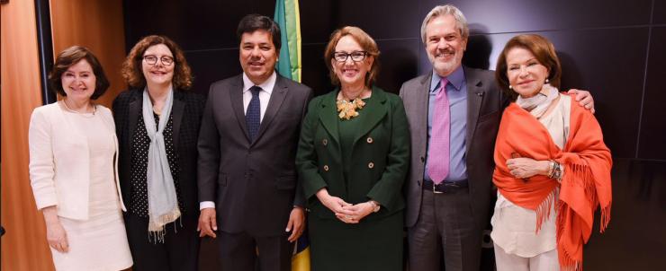 Brasil se une a Campus Iberoamérica
