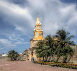 Cartagena, Colombia. Flick (C) mariusz kluzniak