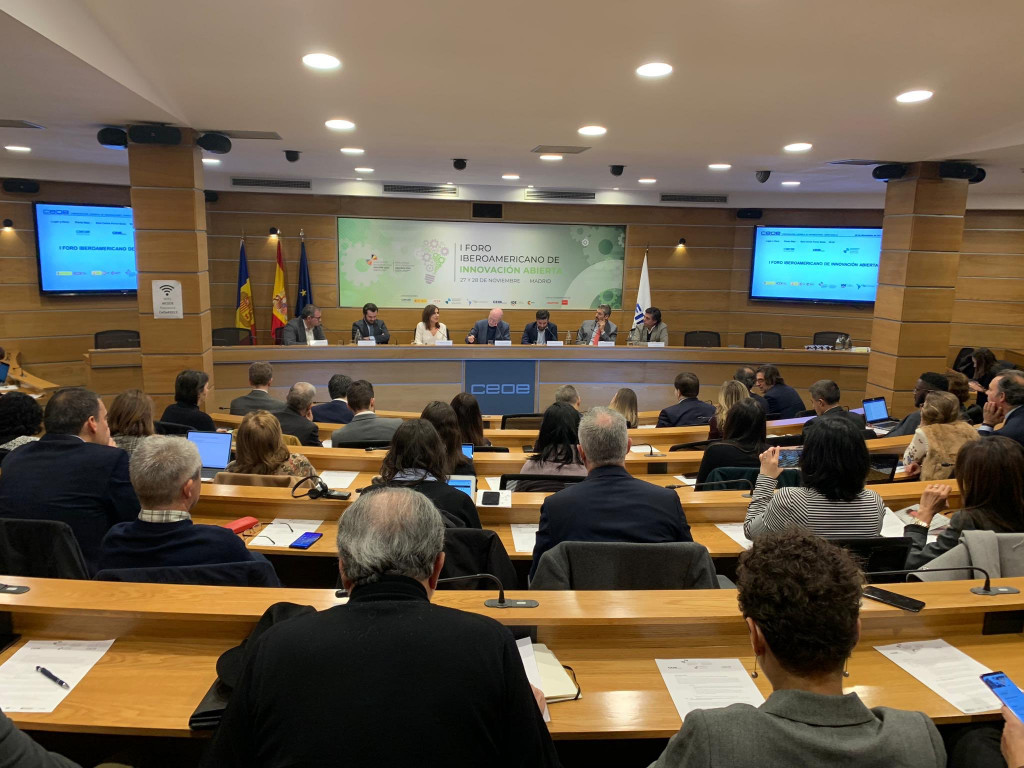 I Foro Iberoamericano de Innovación Abierta
