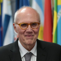 Marcos Pinta Gama, secretário adjunto ibero-americano