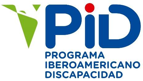 logotipo Programa Iberoamericano sobre los Derechos de las Personas con Discapacidad